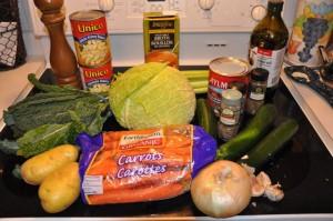 Blog 36 - Gather the ingredients