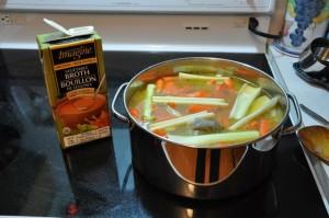 Blog 37 - 4 Soup simmer